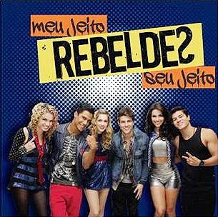 cd rebeldes meu jeito seu jeito Rebeldes   Meu Jeito, Seu Jeito