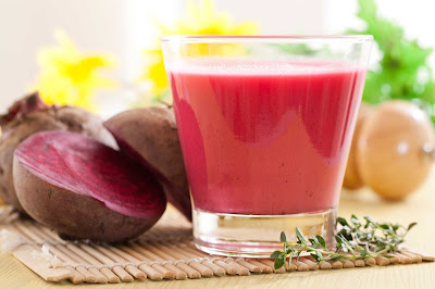 4 healing and detoxifying juice with beet (or beets)