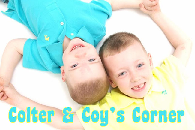 Colter & Coy's Corner