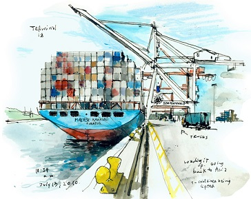 Container Ports