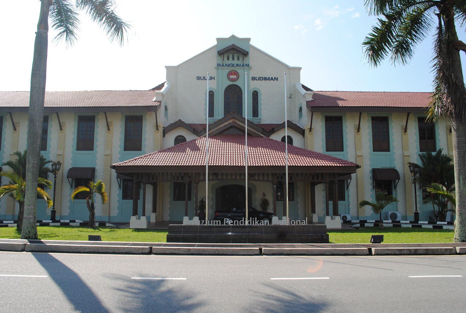Hasil carian imej untuk Gambar Universiti Pendidikan Sultan Idris
