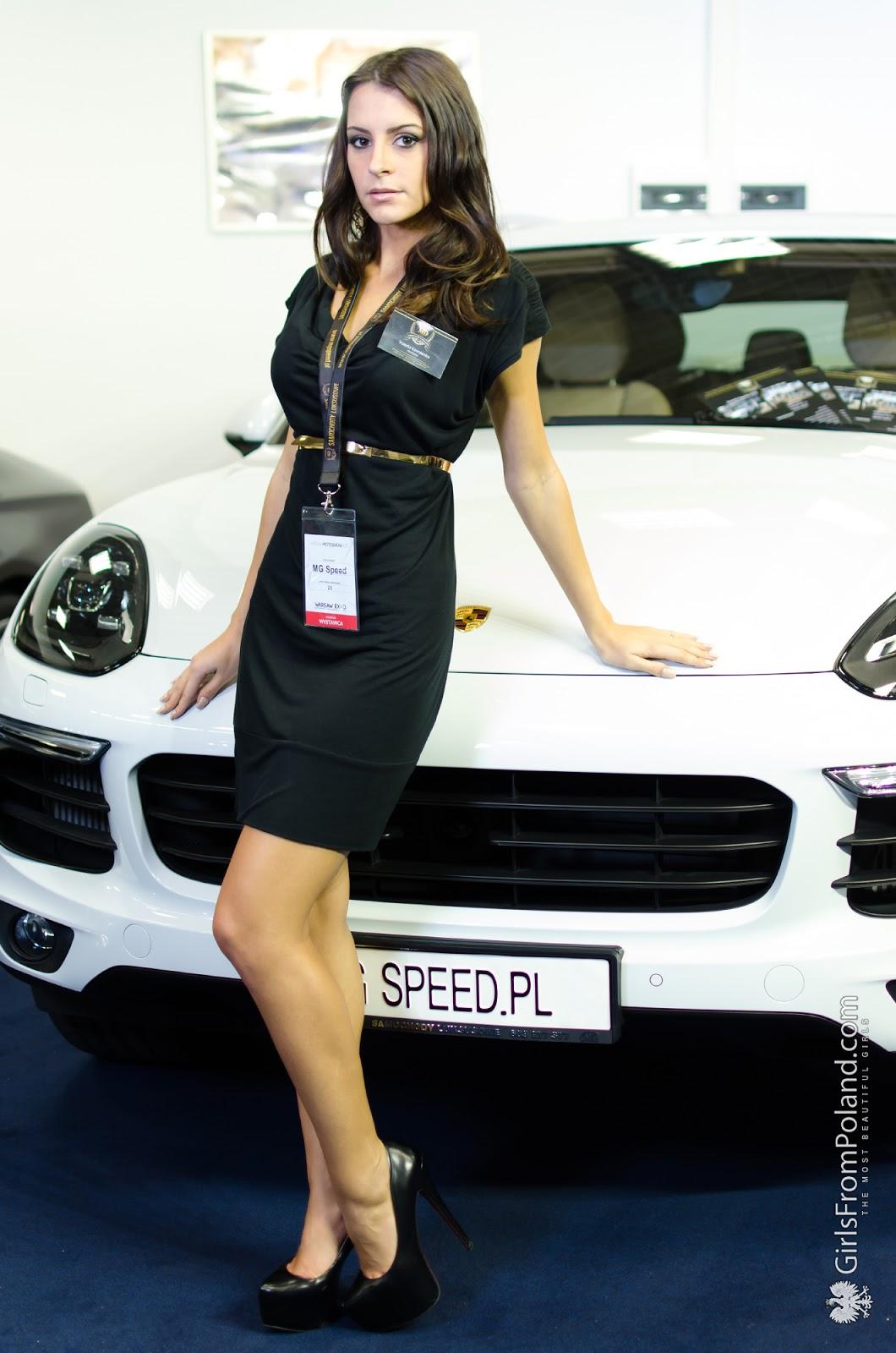 Warsaw Motoshow 2015 MG Speed  Zdjęcie 9