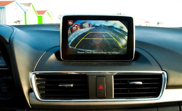 2014 Mazda 3 Mazda Connect