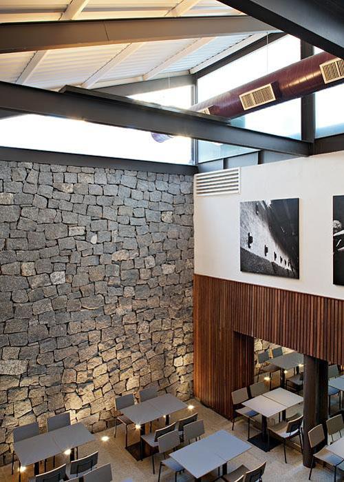 Emporio Baglioni Restaurant Design