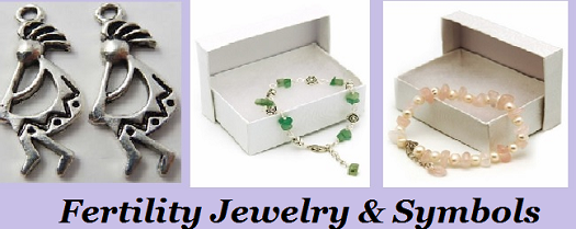 fertility and pregnancy jewelry