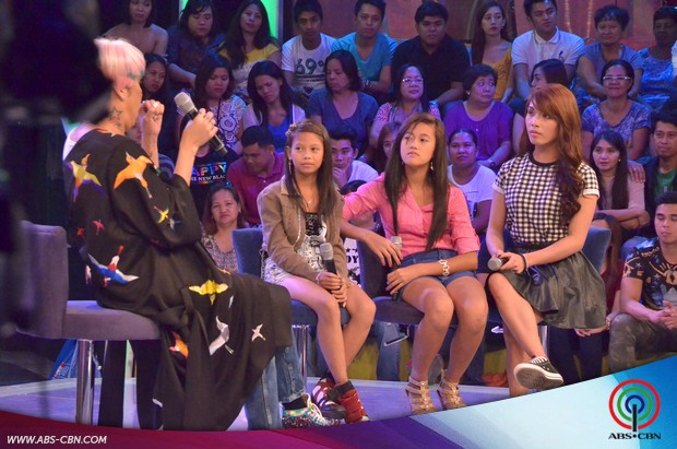 'Pabebe Girls' guest on GGV, July 19, 2015