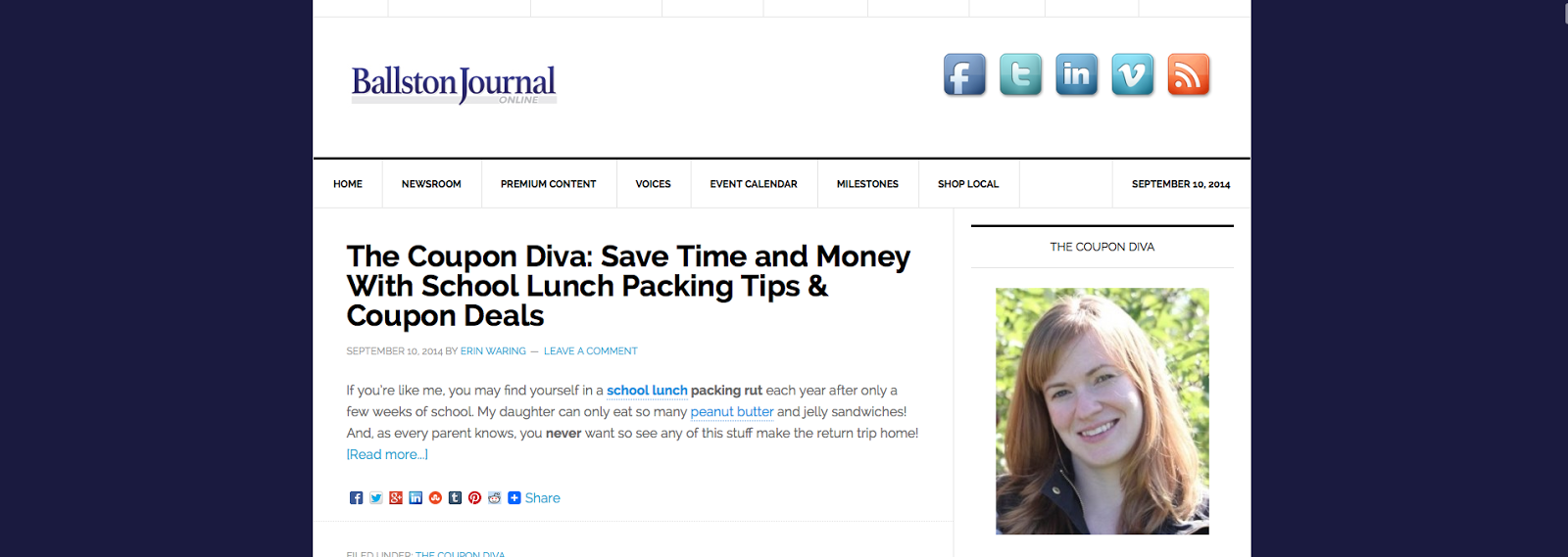 http://theballstonjournal.com/2014/09/10/coupon-diva-save-time-money-school-lunch-packing-tips-coupon-deals/