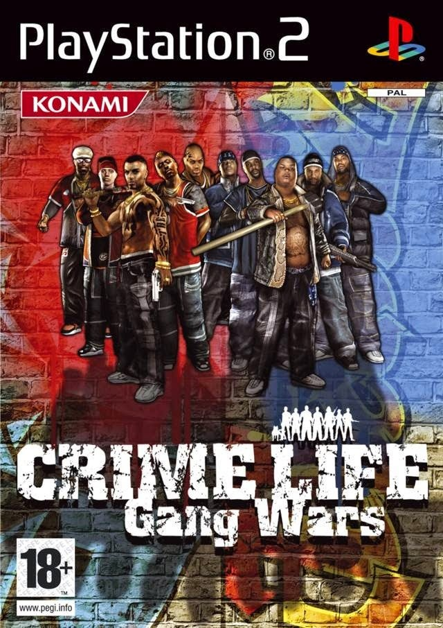 Crime Life Gang Wars PlayStation 2