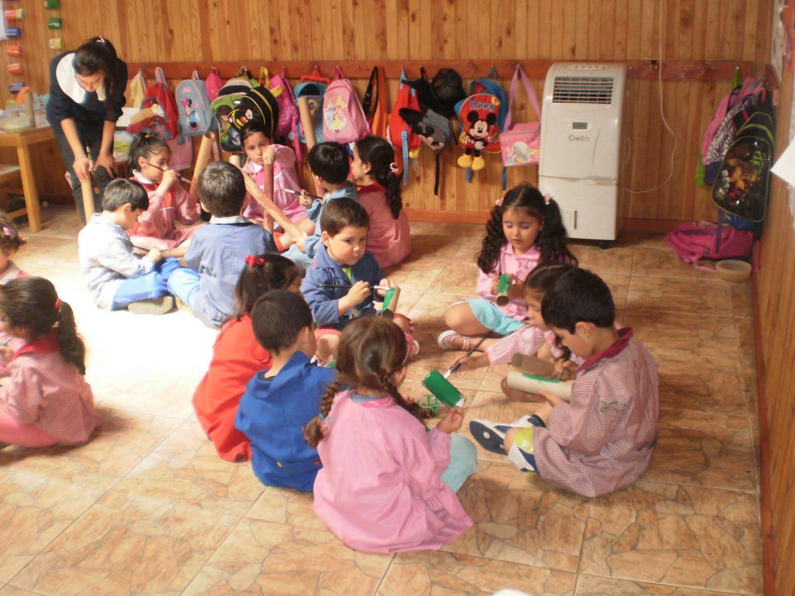 jardin infantil caracolito seguimos trabajando