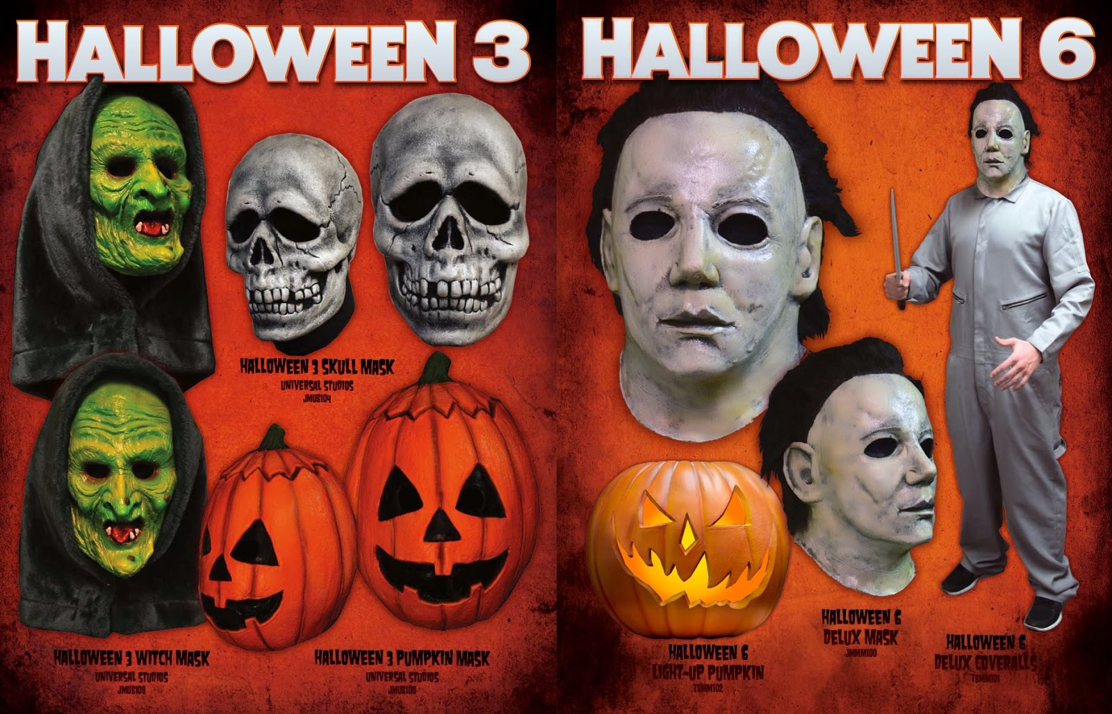 Trick or Treat Studios Announces New 'Halloween' Franchise Masks ...
