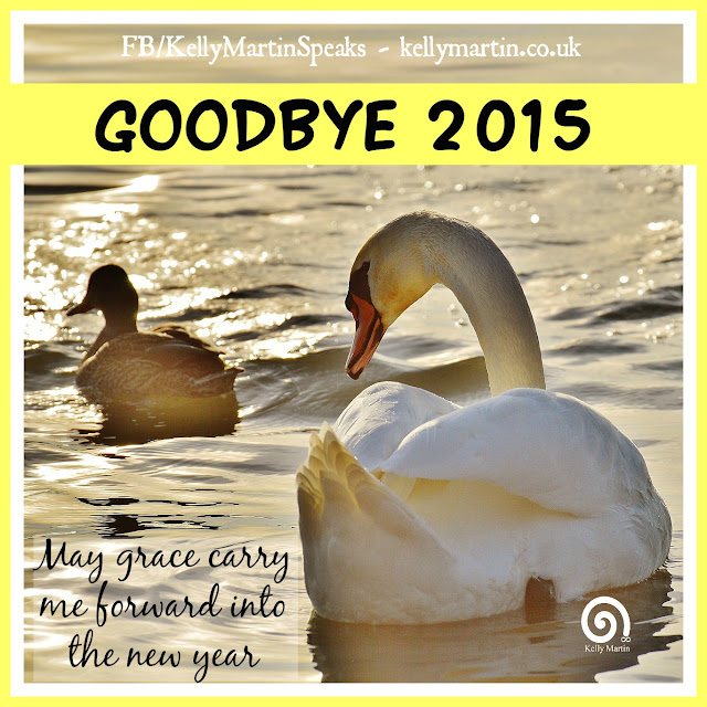 New Years Farewell Swan