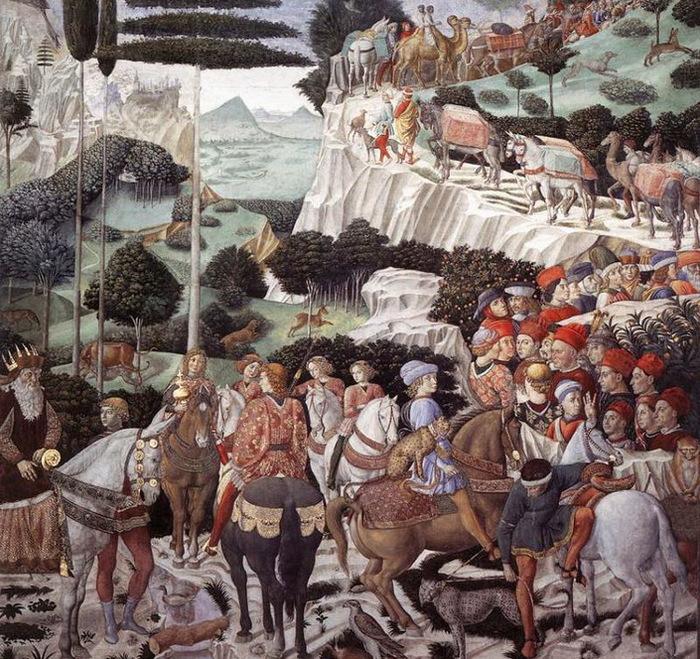 флорентийская живопись: