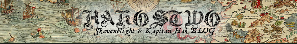 Hakostwo - Skavenblight & Kapitan Hak Blog