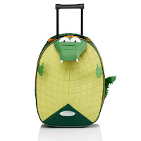 Picture of Samsonite Sammies Funny Face - Kids Bee Suitcase