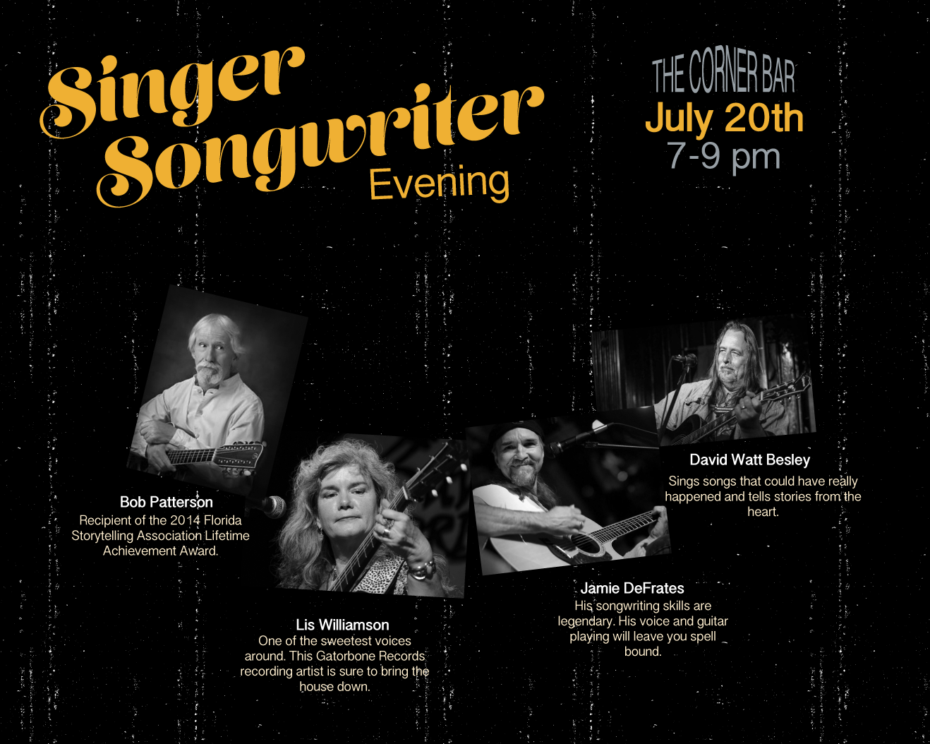 SINGER SONGWRITER NIGHT VII