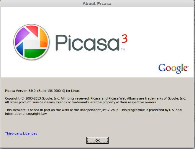 picasa39 setup