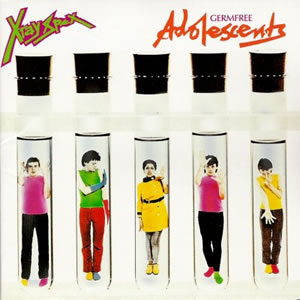 Ray spex germ free adolescents 1978