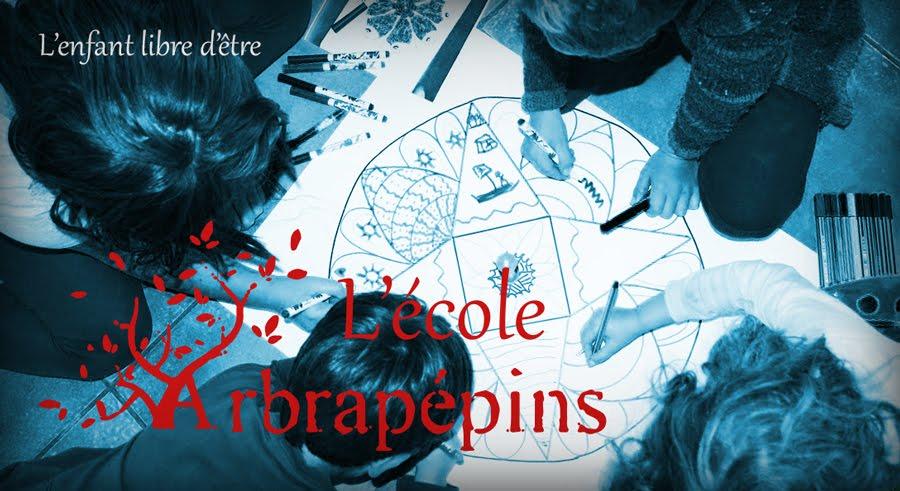 L'école Arbrapépins