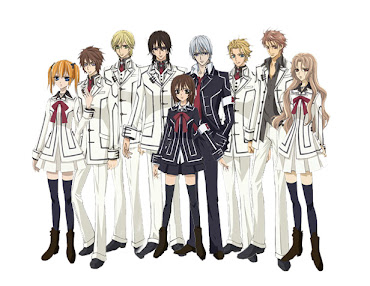 #28 Vampire Knight Wallpaper