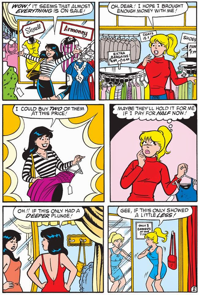 Fashion Inspired By Betty Cooper Of Archie Comics Mira La Belle