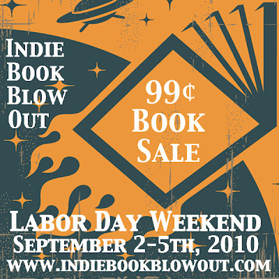 Indie Book Blow Out!