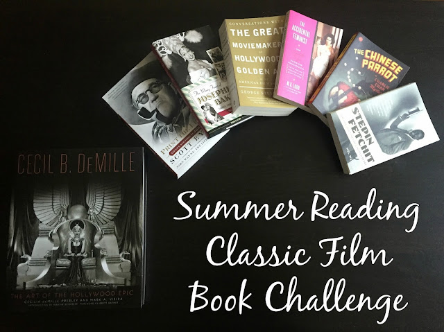 Summer Reading Classic Film Book Challenge