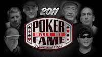 2011 Poker Hall of Fame