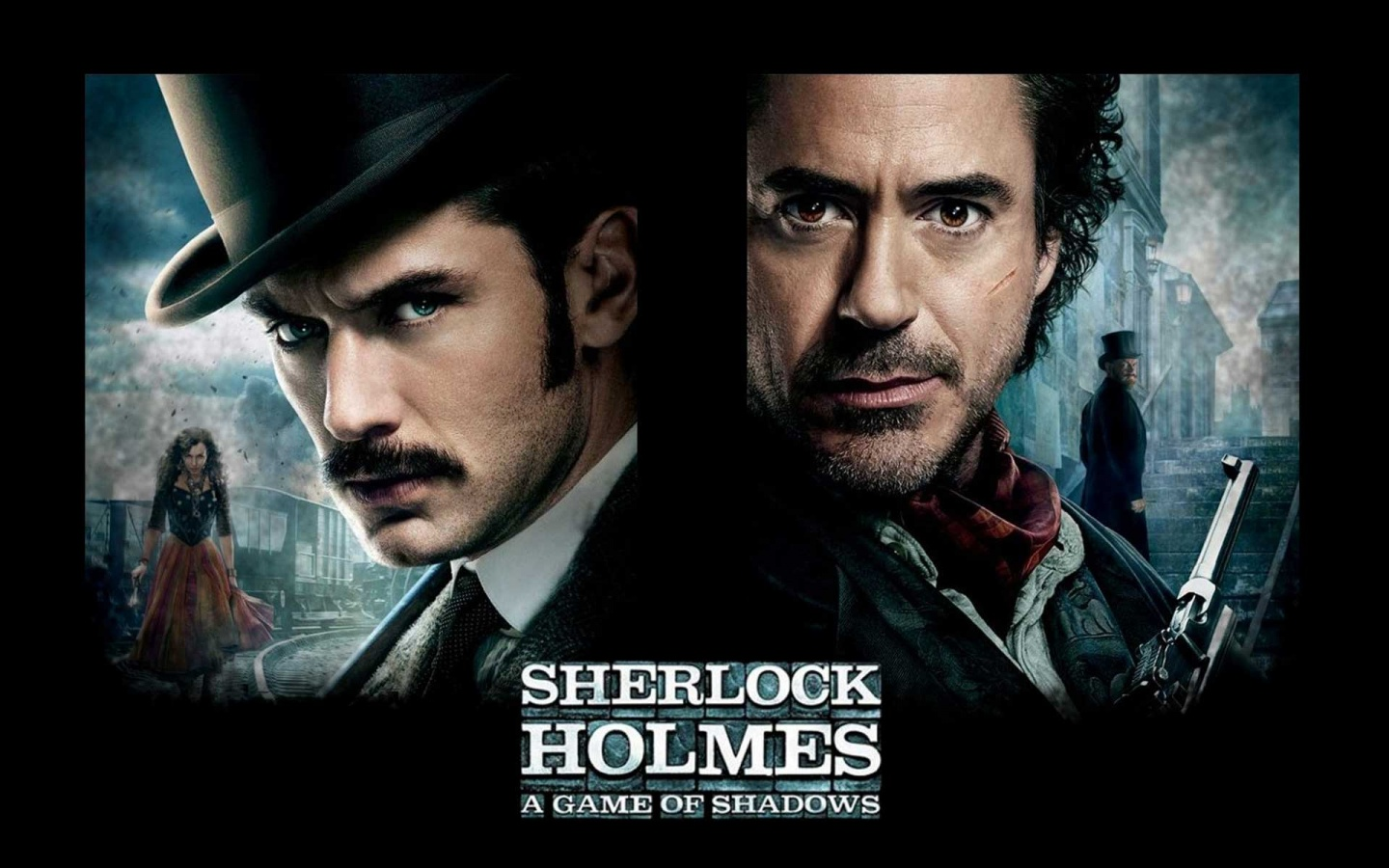 sherlock holmes: a game of shadows film reveiw essay 14-12-2011 i suppose any hope of an authentic sherlock holmes movie is  of a video essay series  film sherlock holmes: a game of shadows opens with.