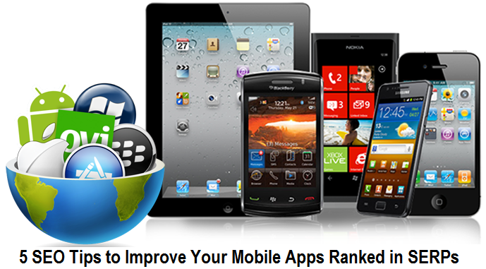 Top 5 Best Tips to Improve Mobile Apps SEO Ranking for Maximum Downloads