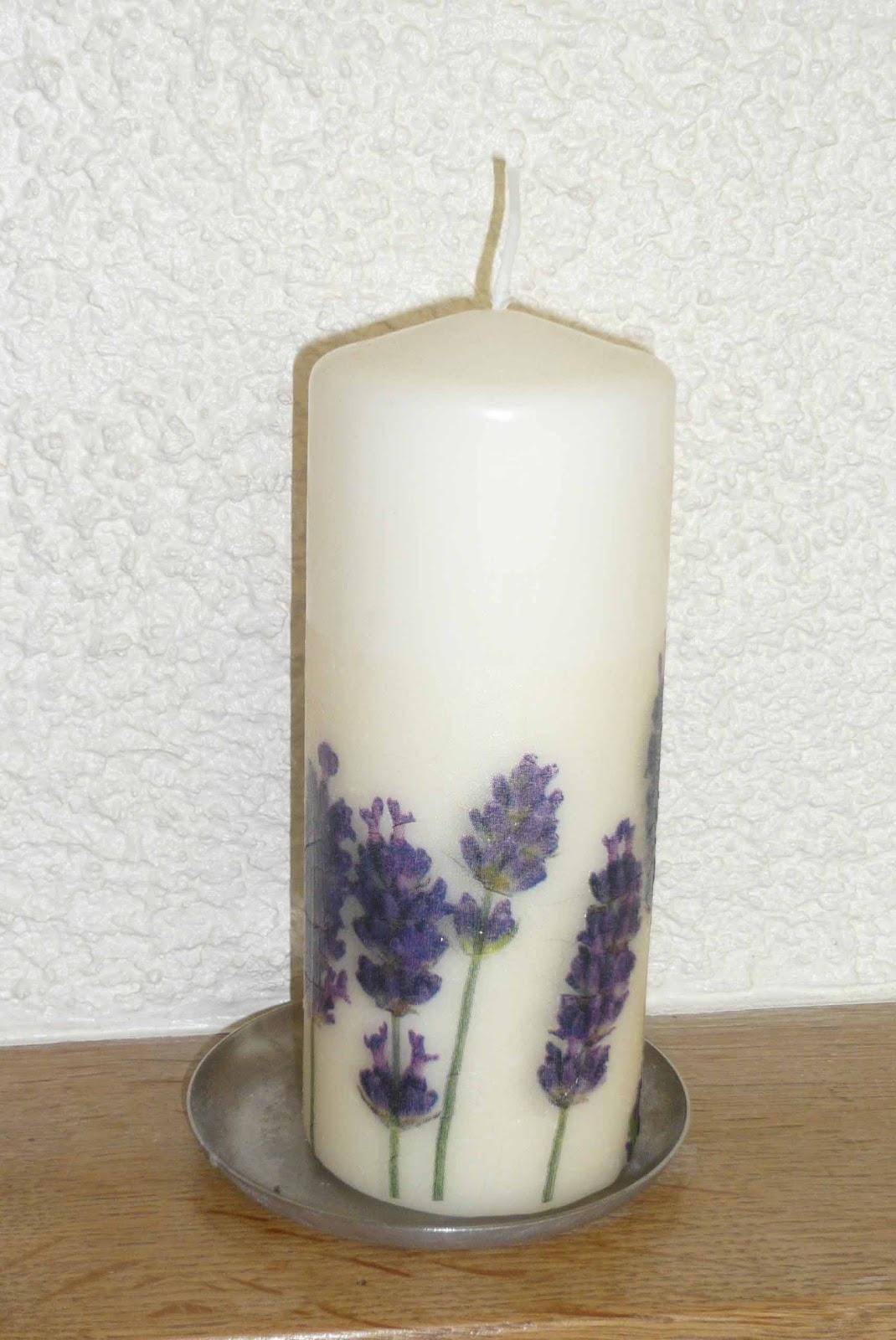 cr ations en farandole d corer des bougies