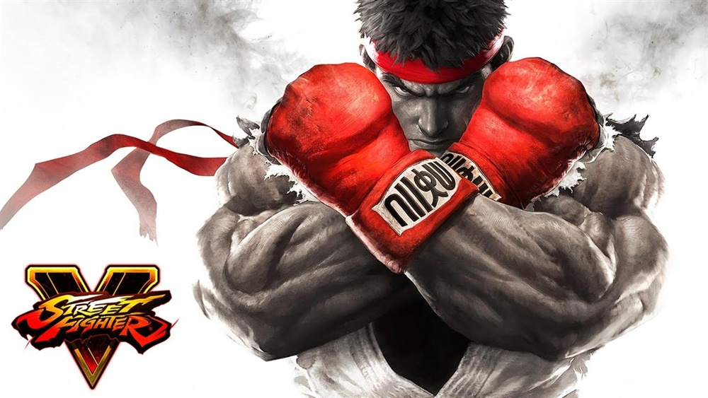 Street Fighter 5 PC Download Poster