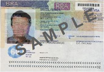 how to get a work visa in brazil