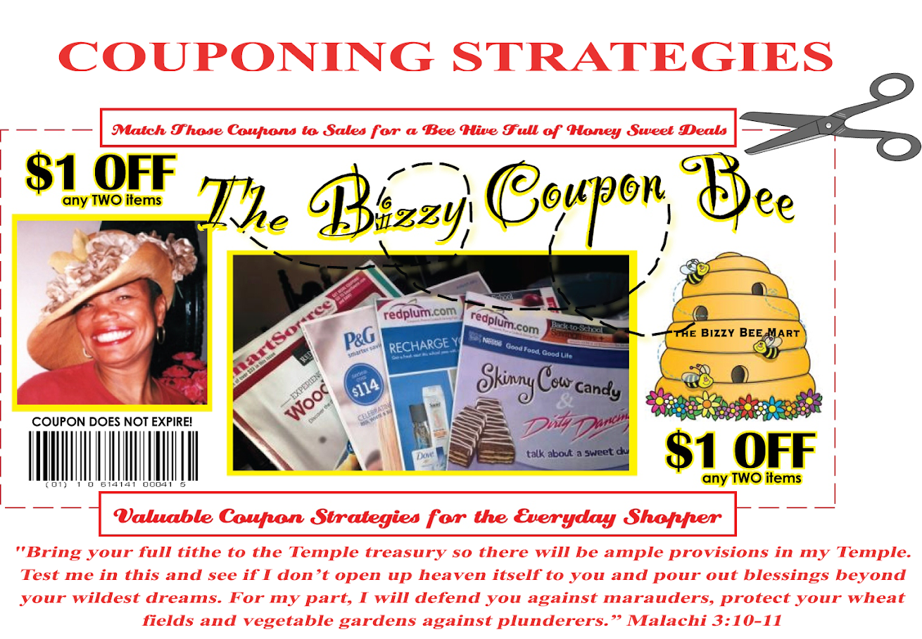 Couponing Strategies