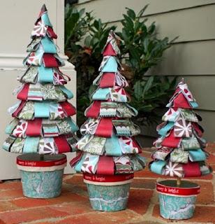 10 Ideas de Reciclaje para Navidad, II Parte