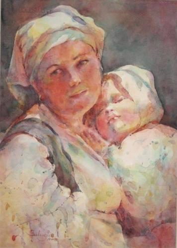 Majke sa decom, ocima slikara - Page 3 Fealing+Lin+8