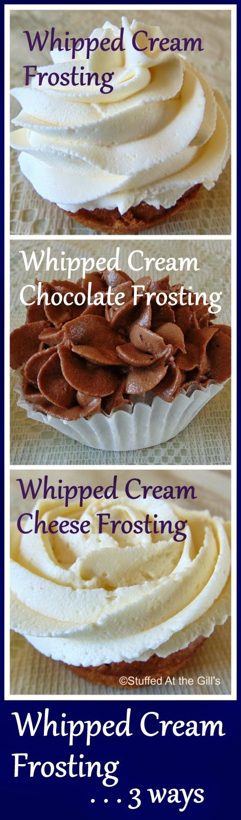 ... whipped cream chocolate frosting whipped cream frosting and whipped