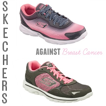 skechers breast cancer shoe