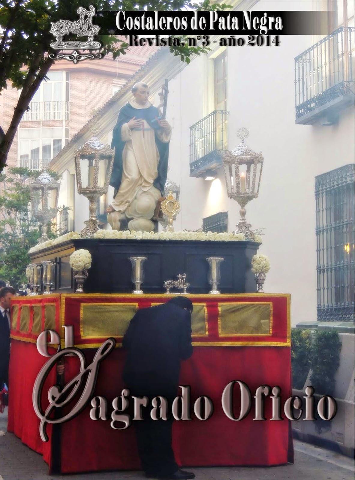 Revista El Sagrado Oficio nº3