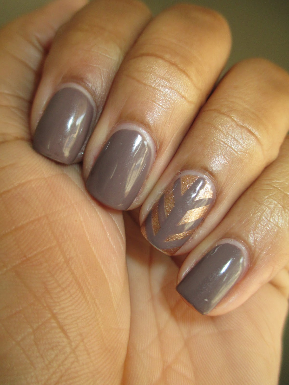 Fairly Charming: Chruch Mani: Taupe of the World!