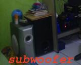 speaker subwoofer