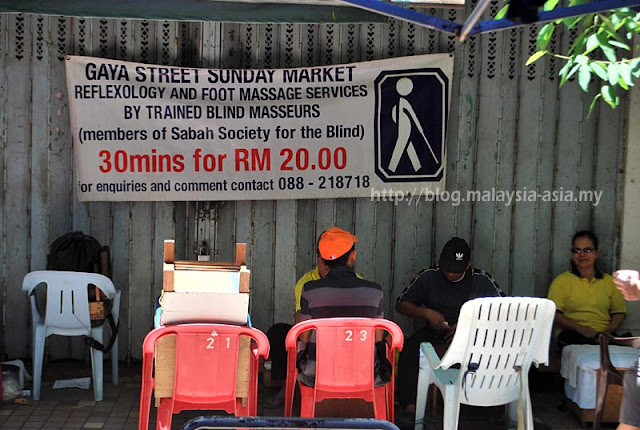 Massage at Gaya Street