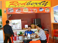 redberry kuliner, kuliner di sidoarjo