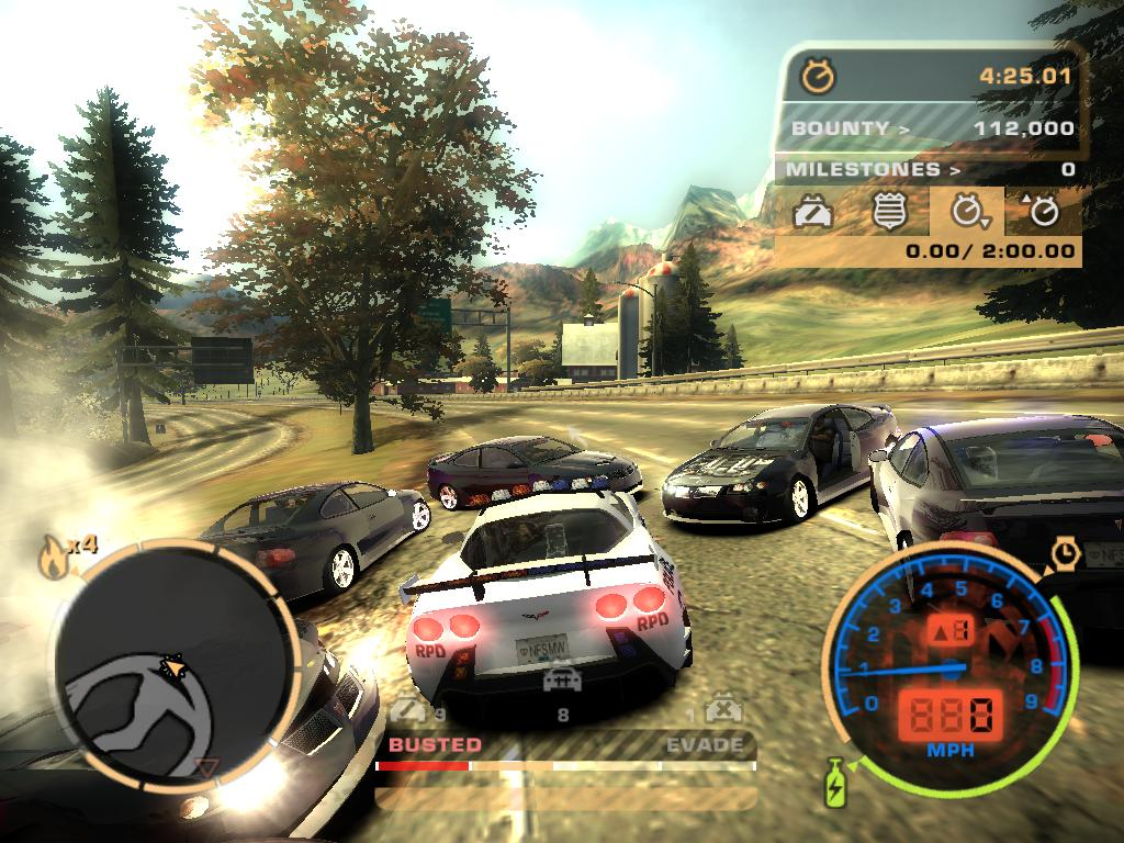 Nfs underground 2 for pc cheat; nfs most wanted for pc cheat; most wanted for pc tips
