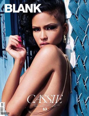 Cassie pour Blank Magazine