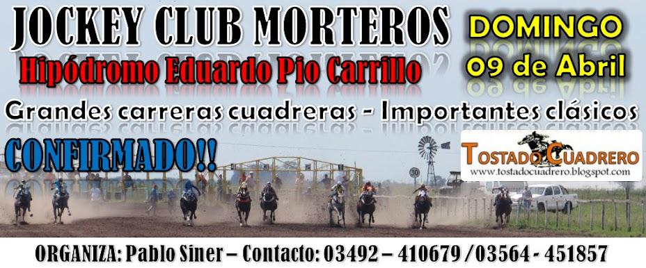 MORTEROS 9-4-17