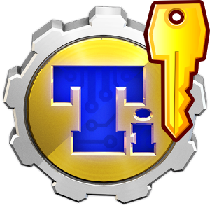 Titanium Backup Pro 6.1.5.6 Rev [ Inbuilt 1.2.3 Key]