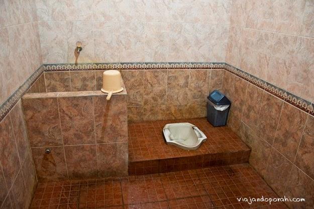 No es nada personal limpiarse con papel higi nico no es - Como son los banos turcos ...
