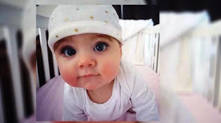 Foto Bayi Bermata Cantik