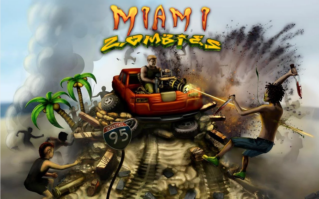 Miami Zombies - Android Game