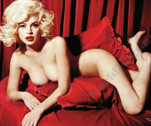 Lindsay Lohan leaked Playboy photos